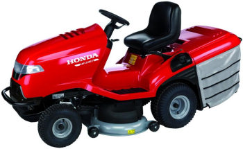 New HF2417 HME Honda ride on lawnmower