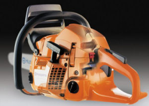 Husqvarna 450e chain saw