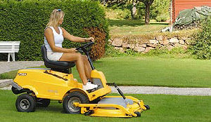 stiga park compact 14 front deck lawn mower northern ireland newry armagh belfast. Black Bedroom Furniture Sets. Home Design Ideas