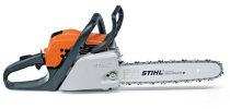 Stihl MS211 chainsaw