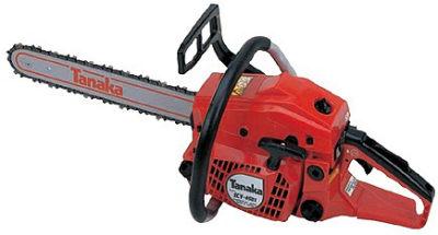 Buy Tanaka TCS 51EAP Purefire 18 Inch Bar Petrol Chainsaw ...  Tanaka Chainsaw