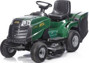 Atco G38H tractor lawnmower