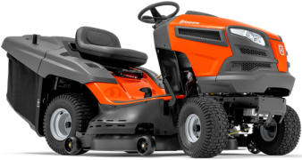 Husqvarna TC142T ride on mower
