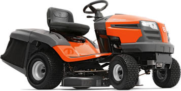 Husqvarna TC38 tractor lawnmower