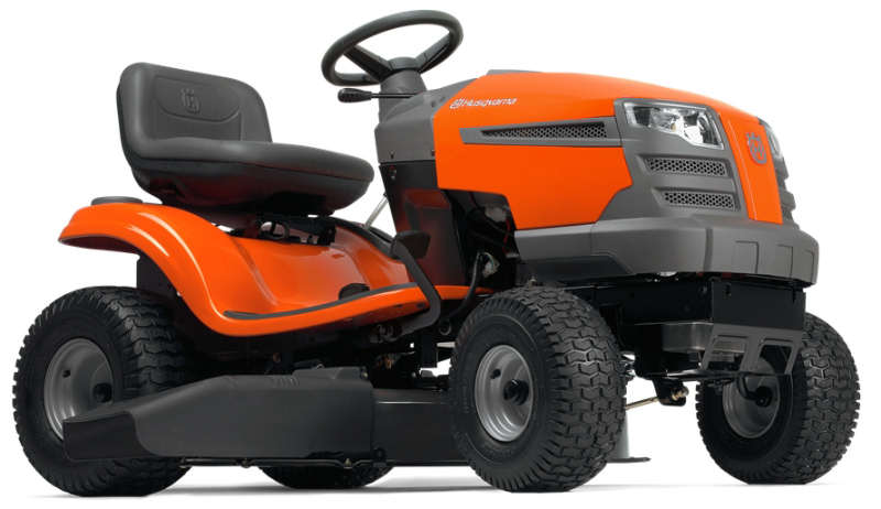 Husqvarna TS138 ride on lawnmower