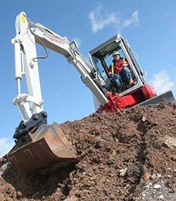 Plant hire Newry - Mini Digger, Telehandler, Wacker Plate